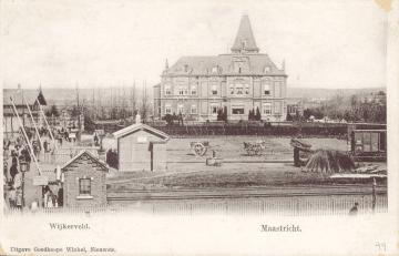 villa wyckerveld rond 1900