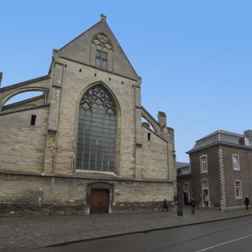 Ingang RHCL Maastricht.jpg